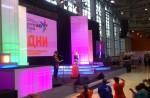 Робот-соведущий на Worldskils Russia 2013